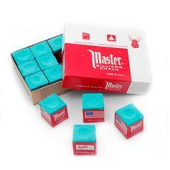 Master Green Chalk - 12 pcs Box