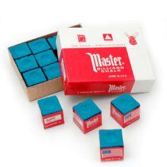 Master Blue Chalk - 12 pcs Box