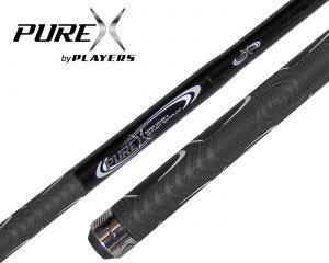 Players Pure X HXTP1 Break Jump Cue - Black