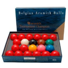 Bolas de Snooker Aramith Tournament Champion 52,4 mm