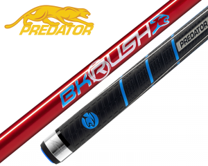 Predator Redline BK Rush Break Cue - Sport Grip