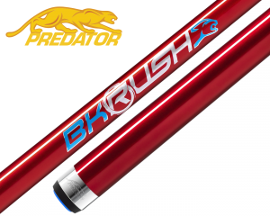 Predator Redline BK Rush Break Cue - No Wrap