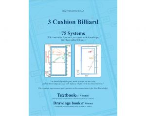 3 Cushion Billiard 75 Systems - Dimitris Manouras