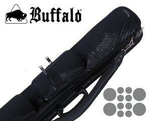 Buffalo High End Zwart - 4x8 Keutas