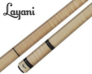 Layani Natural Cameleon Carom Billiard Cue