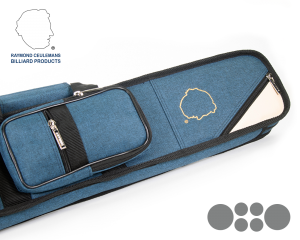 Ceulemans Authentic Keutas 2x4 - Marineblauw