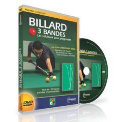 DVD Billard 3 Bandes - Jean-Christophe Roux