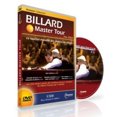 DVD Billard Master Tour - Pau 2003