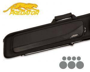 Predator Sport 3x4 Billard Queuetasche - Schwartz