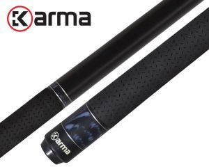 Karma black Satika billiard cue
