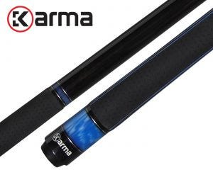 Karma Blue Satika Carom Billiard Cue - K2 Grip