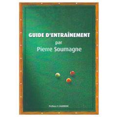 """Libro de Billar """"Guide d'Entrainement"""" de Pierre Soumagne (Francés)"""