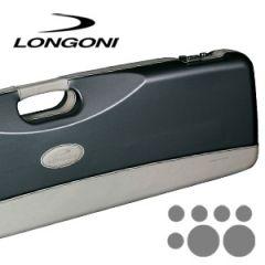 Longoni Londra 2x5 / 3x4 Billard Queue Koffer