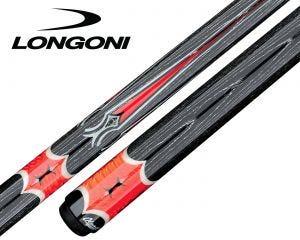 Longoni Custom Pro Billiard Cue - The King - JP De Bruijn