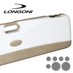 Longoni Ontario 2x5 / 3x4 Billard Queue Koffer
