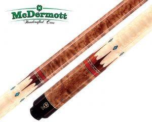 McDermott G407 Carom Billiard Cue