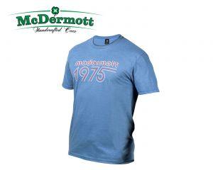 T-Shirt McDermott 1975 Retro