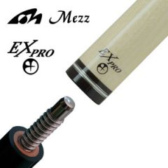 Mezz Ex Pro Pool Cue Shaft - Wavy Joint