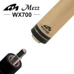 Mezz WX700 Billard Queue Oberteil - United Gewinde