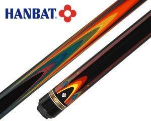 Hanbat Rainbow Karambol & Dreiband Billard Queue