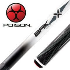 Poison VX4 BRK W Break/Jump Cue - White