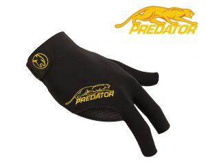 Gant de Billard Predator SecondSkin Noir-Jaune - Main Droite