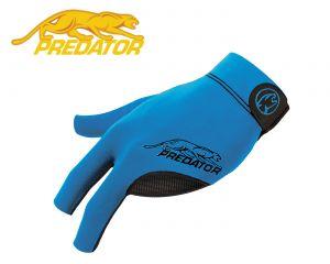 Predator Billard Handschuh SecondSkin Blau