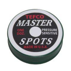 Master Tefco spots markers voor pooltafel