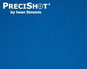 Simonis PreciShot Carom Billiard Cushion Cloth - Delsa Blue