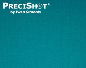 Simonis PreciShot Carom Billiard Cushion Cloth - Blue Green