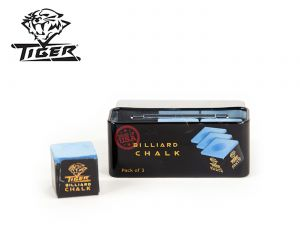 Tiger Billiard Chalk - Pack of 3