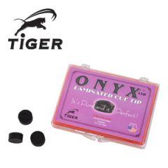 Tiger Onyx Billiard Cue Tip