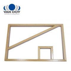 Calibre Van Ooy pour tracer les lignes de Cadre