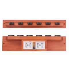 Z2 cue holder x 6 with Score Counter