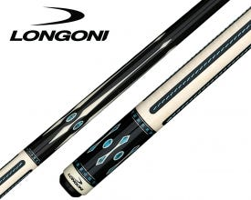 Black Mamba Shiny Star Pool Cue