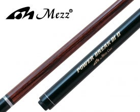Mezz Power Break 2 Brown Pool Cue