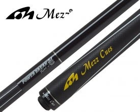 Mezz Power Break Kai Break Cue PBKG-K - XPG Sport Grip - Black