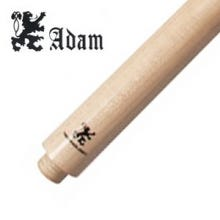 Adam X2 Tech 8-pcs Laminated Carom Billiard Shaft: 68.5 cm / 12 mm