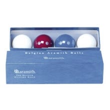 Aramith 61,5 mm 4-Balls Carom Billiard Set