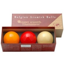 Super Aramith Tournament Carom Billiard Balls