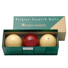Super Aramith Traditional Carom Billiard Balls