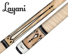 Layani Daske Carom Billiard Cue - Natural