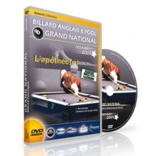 DVD Grand National 8 Pool - Rennes 2005