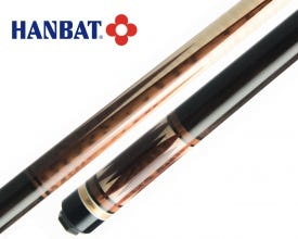 Hanbat Plus-8S Snakewood Alpha Carom Billiard Cue