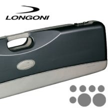 Longoni Londra 2x5 / 3x4 Billard Queue Koffer