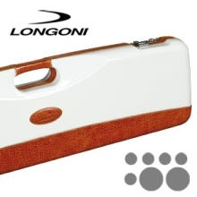 Etui queue de Billiard Longoni Montecarlo 2x5 ou 3x4 - Mallette