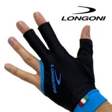 Longoni Sultan Billiard Glove by Semih Sayginer for Left Hand