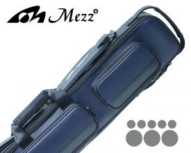 Mezz MZ-35B Blue Pool Cue Case