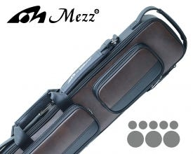 Mezz MZ-35T Brown Pool Cue Case