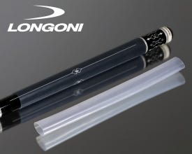 Longoni Murano Transparent Silicone Carom Billiard Cue Grip